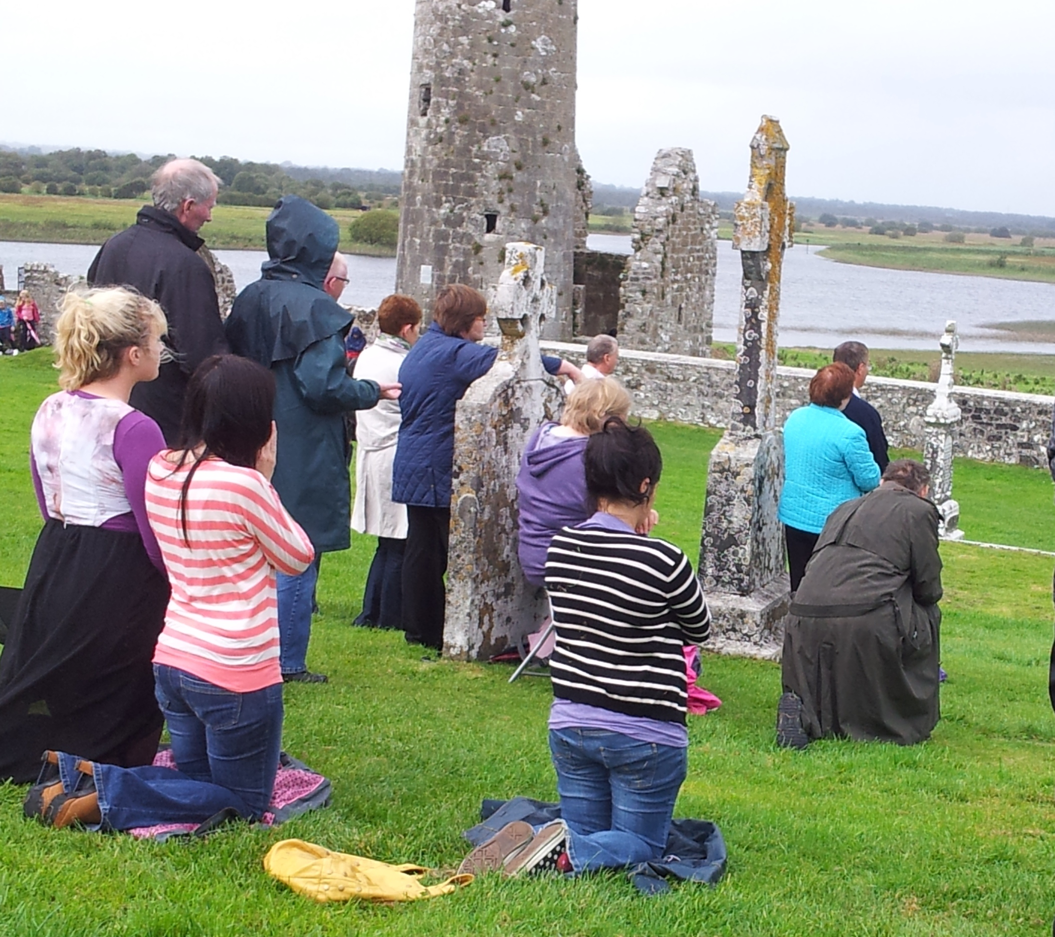 Thumbnail for The Pattern Day at Clonmacnoise