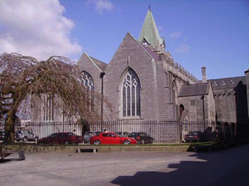 St Nicholas's collegiate church Galway