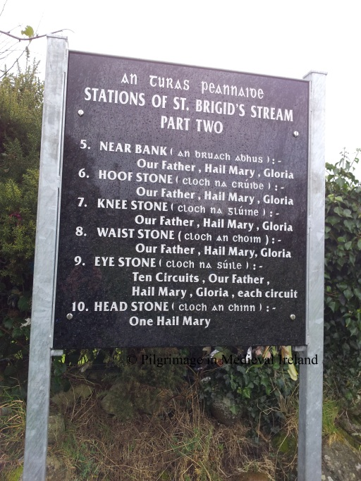 Instuctions for the traditional stations