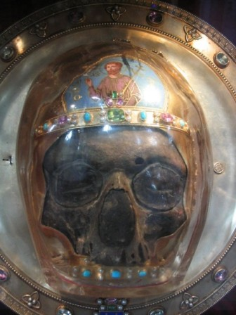 head_Saint_John_the_baptiste_relic
