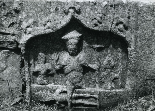 Resurrection relief on E. end of S. side of tombSt. James Church, Athboy, County Meath (image taken (http://hdl.handle.net/2262/39740