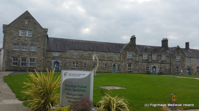 The old Work House in Dungarvan