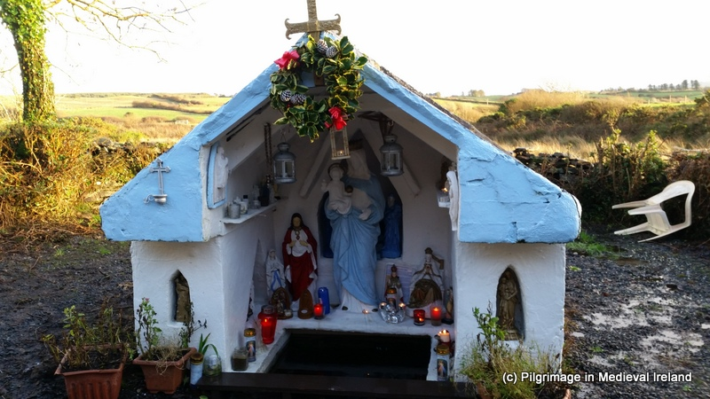 Thumbnail for Christmas Eve  Pilgrimage to St Anastasia's  Holy Well Co Clare