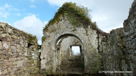 Chancel arch at Kilmolash