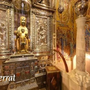 The shrine of Our Lady of Monserrat taken from http://www.montserratvisita.com/en/virtual