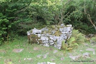 Leacht at St Mac Duagh's Hermitage