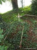 Grave in Kilkea Graveyard